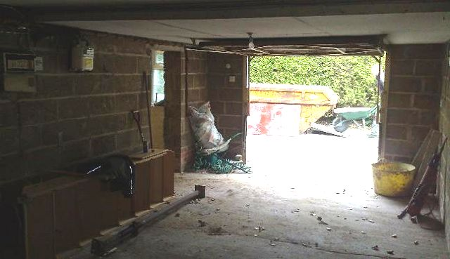 Garage conversion yorkshire teeside