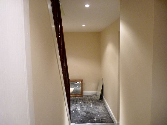 A Cellar Conversion To 2 Bedrooms And A Bathroom